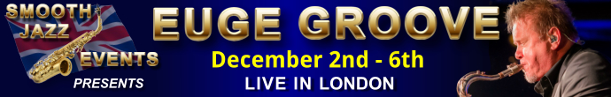 Book to Euge Groove Now!