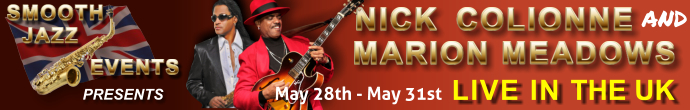 Book to see Nick Colionne & Marion Meadows Now!